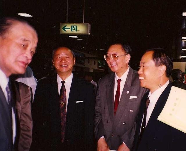 成都中医学院一行(1992年10月)(2)